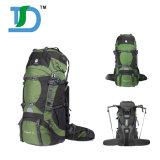 70L Waterproof a caminhada da trouxa de acampamento dos esportes do saco de ombro da trouxa da caça do alpinismo do saco