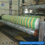 Wasserdichtes HDPE beschichtetes gesponnenes Tarps in der Rolle