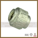 Quarry Profiling Block Cutting Rubber Coat Spring Fixing Plastic Fixing Sunny Professional를 위한 다이아몬드 Wire Saw Quality