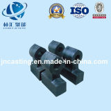 鉱山機械または耐久力のある部分のための粉砕機のハンマー