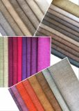 Prodotto intessuto normale di colore puro per il sofà (HL84)