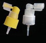Perfume boca spray dispensador de plástico fino oral del pulverizador (NS54)