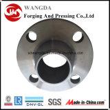 Bride modifiée d'acier du carbone pour les garnitures de pipe (ZH-CS-001)