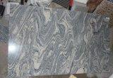 Le granit gris de la Chine Juparana amincissent la tuile