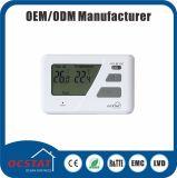 Regulador sin hilos de los termóstatos de la radiofrecuencia de los termóstatos 868MHz RF