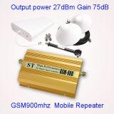 Impulsionador móvel interurbano do sinal do repetidor GSM900MHz da G/M da boa reputação