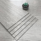 Plancher en bois de planche de PVC de film publicitaire de bonne qualité chinois de constructeur