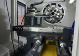 ماس يقطع آليّة تحقيق سبيكة عجلة إصلاح مخرطة آلة