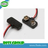 ワイヤー付きメタルボタン電池