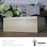 [هونغدو] صنع وفقا لطلب الزّبون خشبيّة صورة صندوق لأنّ [ودّينغ جفت] [إ]