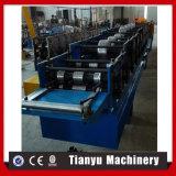 Rolo de aço do conduto pluvial de Cangzhou Botou que dá forma à máquina