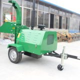 40HP Self Power Hidráulica madera Chipper, Trituradora de madera Chipper Dwc-40