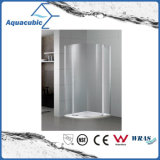Zaal van de Douche van het Glas van de badkamers de de Eenvoudige en Bijlage van de Douche (VE-LFHY822)