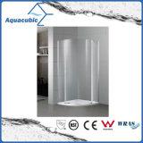 Salle de bain simple et salle de douche en verre (AE-LFHY822)