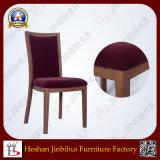 Cadeira de jantar de madeira do restaurante moderno (BH-FM8642)