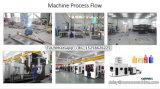 Bolso no tejido del manual que hace la máquina en Bangladesh