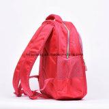 Nuovo sacchetto di spalla bianco come la neve del sacchetto del capretto del sacchetto di banco dei bambini del fumetto 3D