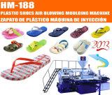 Машина тапочки выдувания воздухом PVC/пластичные ботинки делая машину