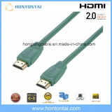 24k prezzo di fabbrica ad alta velocità del cavo dell'oro HDMI
