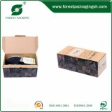 Rectángulo de zapato modificado para requisitos particulares con insignia de la impresión