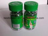 Original Msv botánico Softgel verde oscuro Cápsulas de adelgazamiento