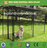 cão Foldable do canil do cão da parte externa de 2.3X2.3X1.6m grande funcionado com cerco