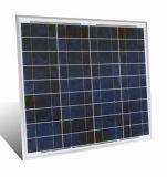 poly panneau solaire 50W avec la tension 12V
