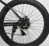 26インチの合金フレーム4.0インチの脂肪質のタイヤの電気自転車