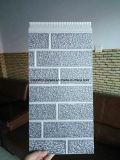 El panel de emparedado de la PU de la capa de metal que graba para la pared exterior