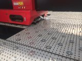 금속 가구를 위한 Machine/CNC 선반 또는 각인 기계를 구멍을 뚫는 CNC 포탑