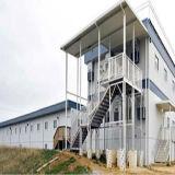 Schnelles montierendes vorfabriziertes Stahlkonstruktion-bewegliches Haus mit Cer-Bescheinigung