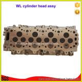 Wl51-10-100c für Horizontalebene Cylinder Head Mazda-B2500 Complete
