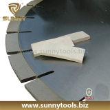 Het Blad van Arix van de Diamant van de hoge Precisie voor het Concrete Knipsel van het Graniet