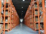 Prateleiras do móvel do dever de Mediujm do armazenamento do armazém