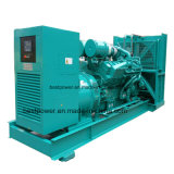 Groupe électrogène actionné par générateur diesel silencieux de Cummins 625kVA
