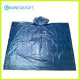 Rpe-004A förderndes wasserdichtes HDPE wegwerfbarer Regenmantel