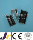6063 profils en aluminium de trame du panneau solaire T5, profil en aluminium d'extrusion (JC-P-30028)