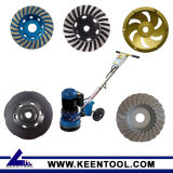 Diamante Cup Grinding Wheel para Concrete