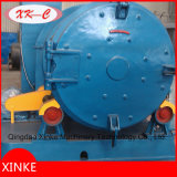 Q311b2 Series Rolling Barrel Airless Clean Machine