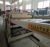Máquina de mármore artificial do painel de parede do PVC do projeto dos materiais da decoração