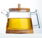 Form-Entwurfs-Glaswasser-Potenziometer-Glas-Tee-Set