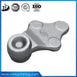 熱い鍛造材は造られた鋼鉄の鍛造材のクランク軸を分ける