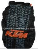 Bicicleta impermeável de Ktm Motorcyle que compete o saco da trouxa com tampa da chuva