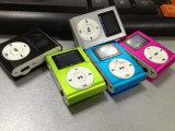 Os presentes relativos à promoção vendem por atacado o jogador MP3 portátil da tela