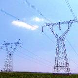 500 Kv Circuito Único de Corrente de Energia Linha Ângulo Torre de Aço