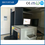 Installeer de Scanners van de Bagage van de Röntgenstraal in Hof