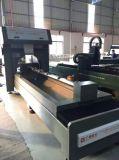 Máquina cortando giratória do laser de 1000 watts