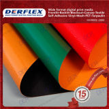 Encerado doble 1000X1000d, 20X20, 260g del PVC del color