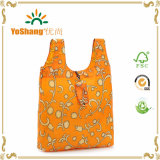 Foldable portatile Bag con Sturdy Workmanship Nylon Environmental Protection Shopping Bags