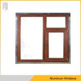Materiale da costruzione di alluminio della finestra di alluminio di girata & di inclinazione